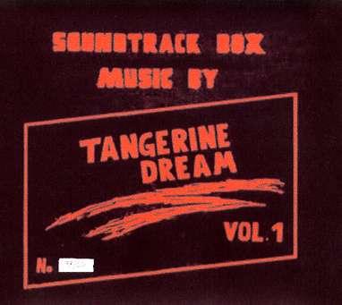 Legend - Original Soundtrack by Tangerine Dream [1986] Ost-box